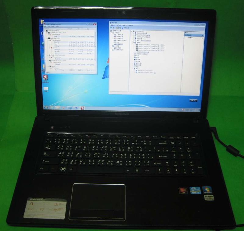 【東昇電腦】Lenovo G770 i3-2330M 雙顯卡 17.3吋 SSD 漂亮 - 露天拍賣