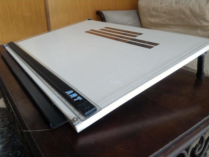 A1大小 攜帶式製圖板 - 露天拍賣
