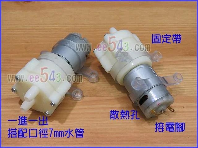 DC12V小型抽水馬達38X.直流小幫浦pump換氣換水水泵魚缸抽水機澆花器吸水機微型打氣機泡茶盤 - 露天拍賣