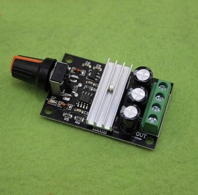 【勁順購物】直流電機調速器 PWM 無級變速 調速開關 LED調光 高效率 6V-28V 3A(B033) - 露天拍賣