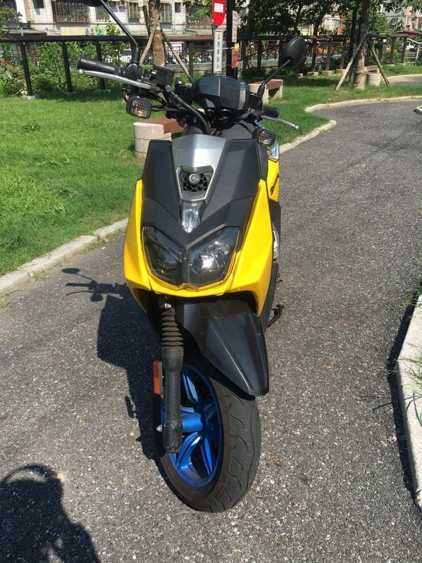 〔MotoService〕2015年 山葉 bwsr bws 大b 越野滑胎 把妹神車 - 露天拍賣