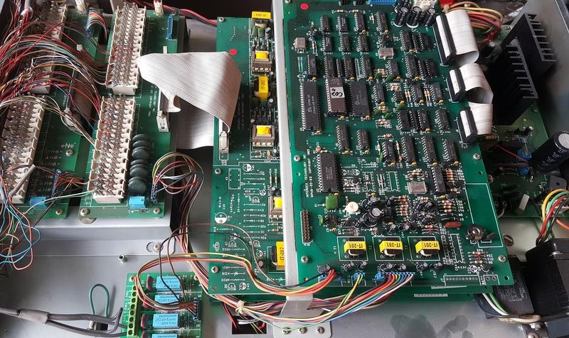 二手INTERDEX TECHNOLOGY WR 824(上電有反應但無配件測試當測試報帳零件機) | 露天拍賣