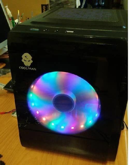 9代cpu 迷你機殼 電腦 9代 i3 I5 6核心 4核心 4核 6核 遊戲 WIn7 WIn10 Rmdisk - 露天拍賣