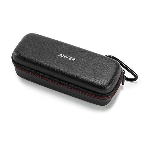 【竭力萊姆】全新 Anker SoundCore 1 2 代 專用 原廠PU皮革保護殼 收納盒 攜帶式 - 露天拍賣
