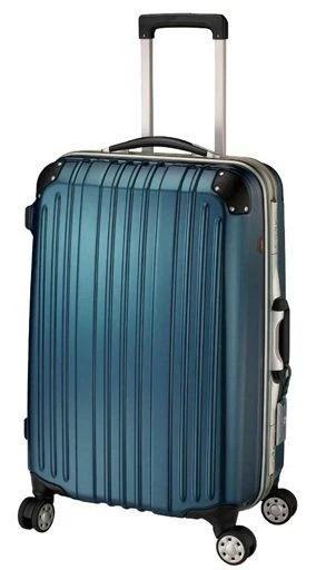 24吋 Commodore 戰車行李箱 孔雀藍全新品(9908-戰車系列) - 露天拍賣