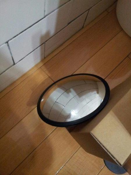宸市嫙風~卡車20cm照地鏡~道路廣角鏡~後照鏡~凸鏡~圓形鏡~反射鏡~實體店面 - 露天拍賣