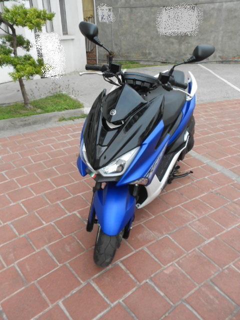 2018 YAMAHA FORCE 155 水冷 消光藍白 可分期 換車 新勁戰 SMAX BWS - 露天拍賣
