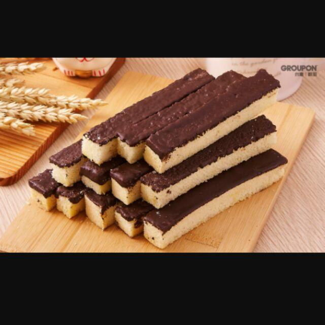 巧克力 奶油酥條 雅記食品 花蓮名產 - 露天拍賣