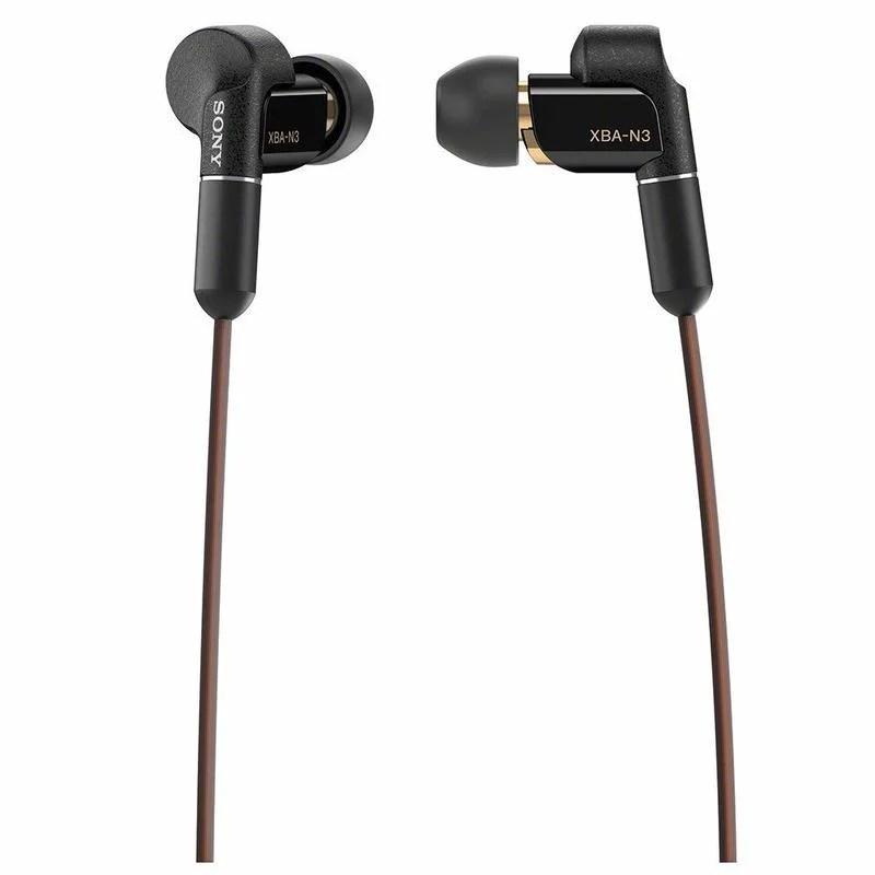 {音悅音響}SONY XBA-N3BP 入耳式 耳道式 耳機 可換線 mmcx 混合式雙單體 動鐵 動圈 4.4mm平衡 - 露天拍賣