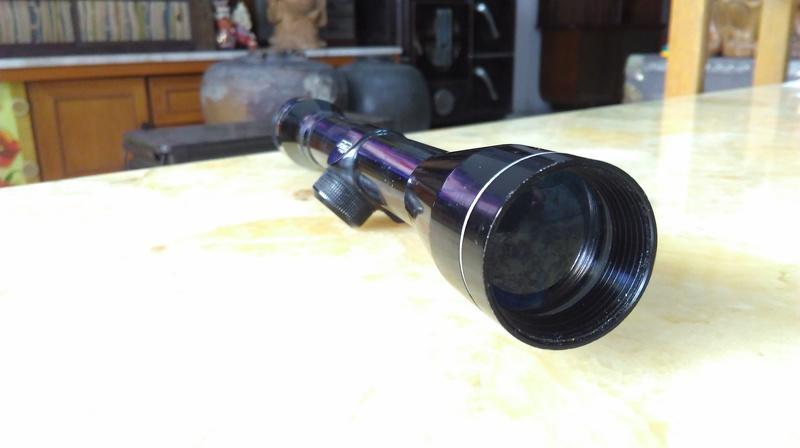 早期TASCO pronghor狙擊鏡瞄準望遠鏡生存遊戲面交1200含運1280 | 露天拍賣