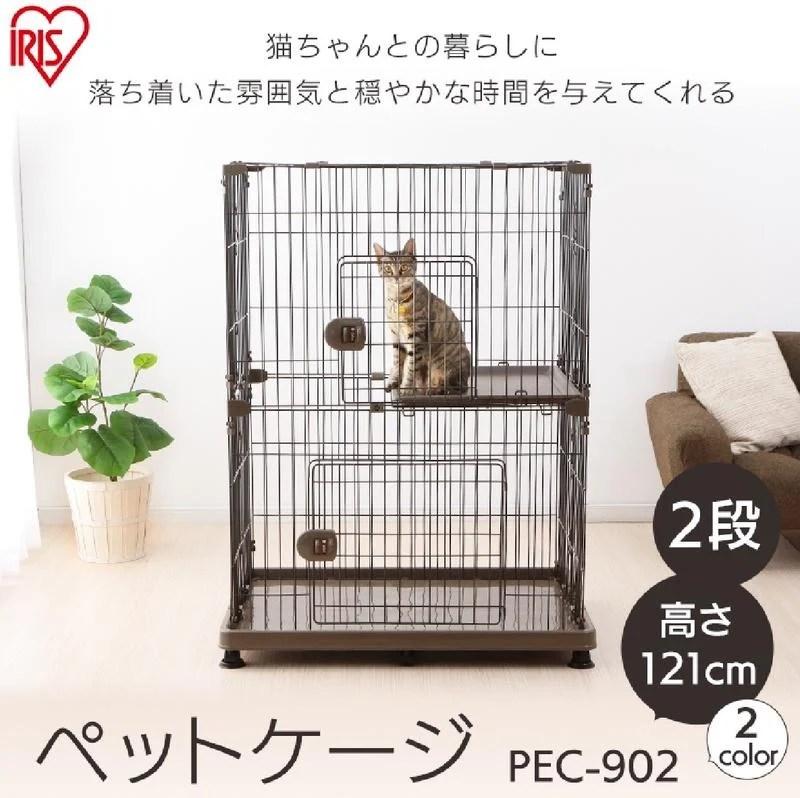 ☆米可多寵物精品☆PEC-902 日本IRIS貓籠貓咪籠貓屋粉色藍色 - 露天拍賣