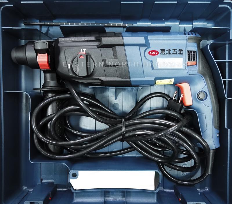 來電3399最低價~附發票(東北五金)德國 BOSCH 博世 免出力 三用 鎚鑽 槌鑽 電鑽 GBH 2-24RE - 露天拍賣
