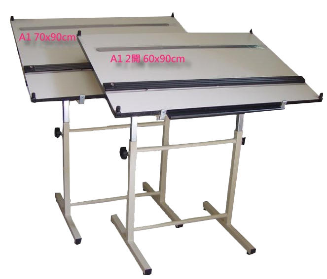 HM豪門製圖--A1-2開 60X90cm 製圖桌-(製圖板製圖桌製造廠專業直營 - 露天拍賣