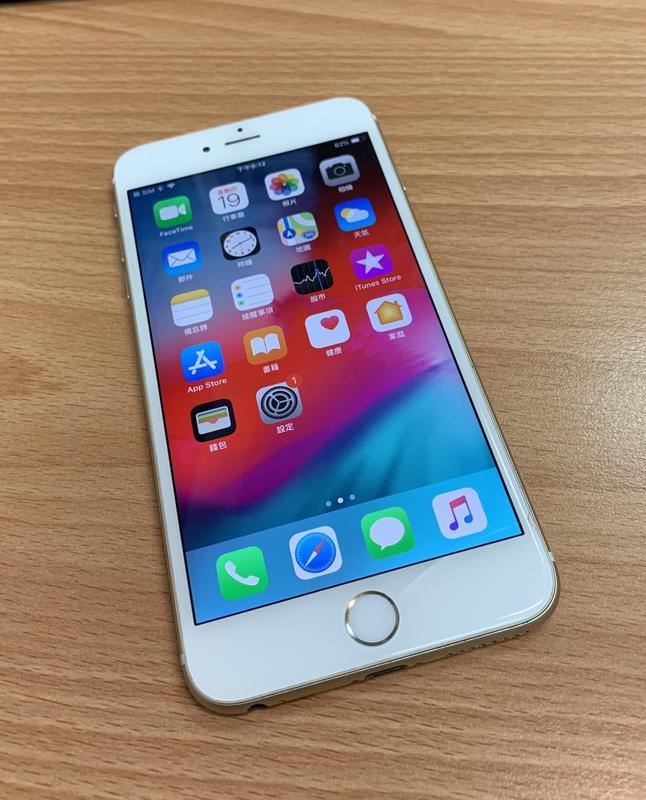 二手 iPhone6 Plus 64G 主鏡頭相機故障(開啟後會抖) 螢幕右下角小裂痕 觸控都正常 - 露天拍賣