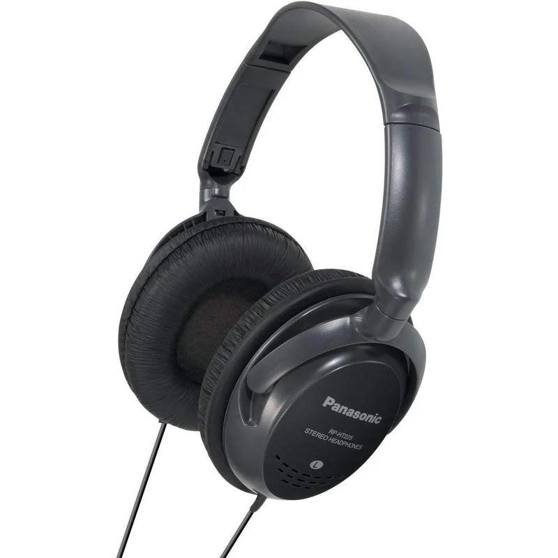 Panasonic 國際牌 數位立體聲線控全罩式耳機 RP-HT225 - 露天拍賣