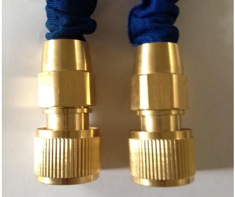 全銅快速接頭3分伸縮水管彈簧管專用通水接洗車水槍配件(單個價格) - 露天拍賣