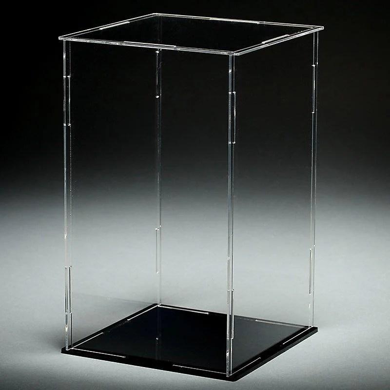 25x25x35長方形豎款壓克力展示盒手辦透明汽車模型盒公仔拼裝盒 - 露天拍賣