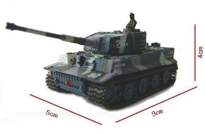 o江東購物站o 長城遙控車迷你遙控坦克1:72坦克 砲臺可以旋轉的迷你微型虎式坦克遙控戰車兒童玩具   露天拍賣
