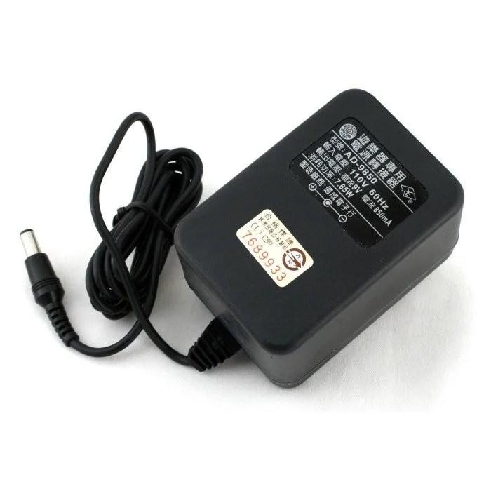 【好聲音樂器】變壓器 臺製 9V 同卡西歐 AD-5MU AD-5 電子琴電源線 AD-9850 - 露天拍賣