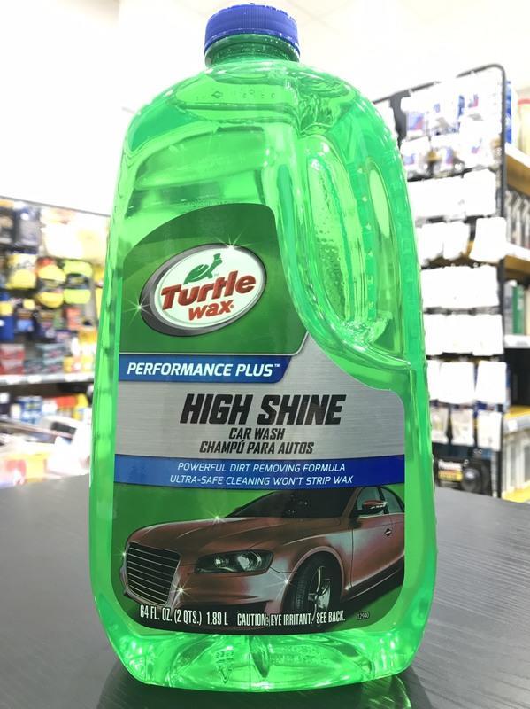 『油夠便宜』TURTLE WAX 高亮澤洗車精 龜牌 原裝進口 #1146 - 露天拍賣