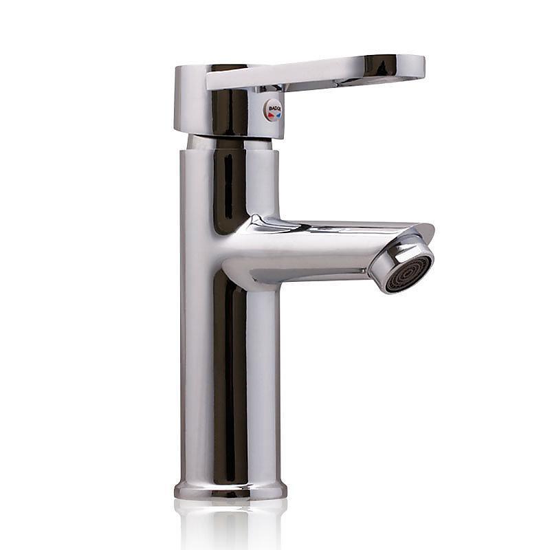 潔捷升不鏽鋼水龍頭冷熱單把單孔洗臉盆衛生間浴室櫃面盆龍頭無鉛 - 露天拍賣