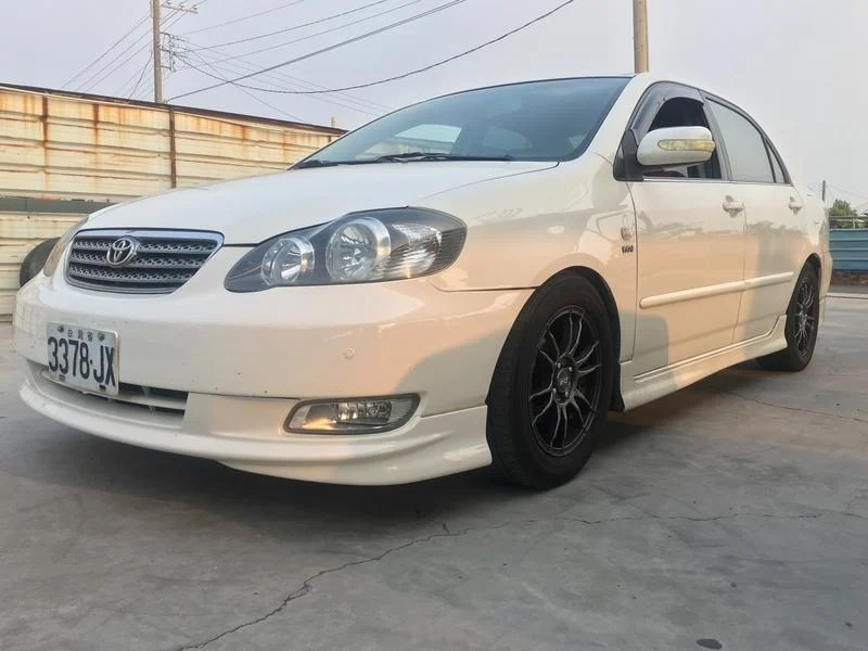 2005年 豐田 / ALTIS 1.8 白色 - 露天拍賣