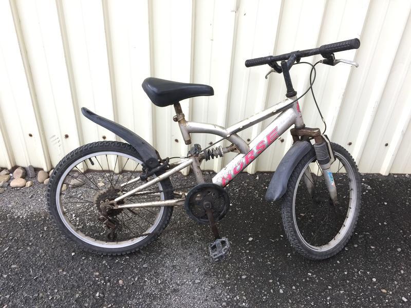 20吋 腳踏車 自行車 前後避震 - 露天拍賣
