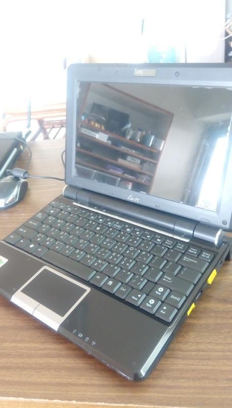 EEEPC 1000HD 完整 二手 中古 筆電 10吋 - 露天拍賣