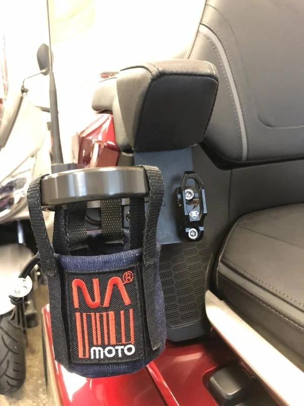 NA MOTO HONDA 2019 GL1800 後座置杯架+掛勾組 現貨 歡迎採購 - 露天拍賣