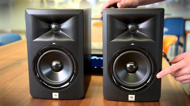 【kiho金紘】JBL LSR305 專業級監聽喇叭 一對 - 露天拍賣