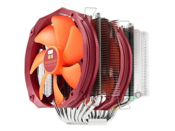 *硬派精璽* 利民 空冷之王 Silver Arrow IB-E Extreme CPU散熱器 000024000094 - 露天拍賣