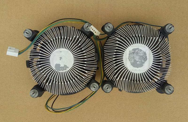 INTEL風扇_適用LGA1151/1150/1155/1156_CPU風扇 i3 i5 i7 可用 | 露天拍賣