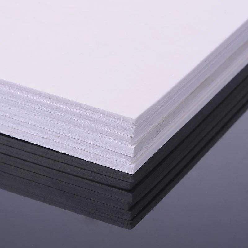 [已含稅]DIY建築沙盤模型材料剖面戶型墻體PVC發泡板安迪板 雪弗板 (發問與答報價) 300*400*5MM 3片 - 露天拍賣