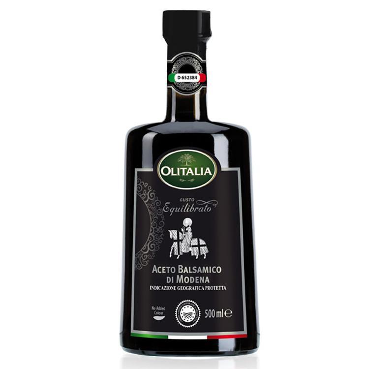 奧利塔 3年 陳年葡萄醋 巴沙米可醋 巴薩米克醋(小罐) 250ml Olitalia Balsamic vinegar - 露天拍賣