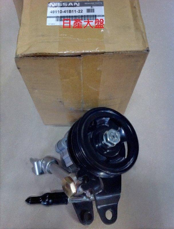 【日產大盤】NISSAN 原廠零件 March K11 動力泵 原廠公司貨 - 露天拍賣