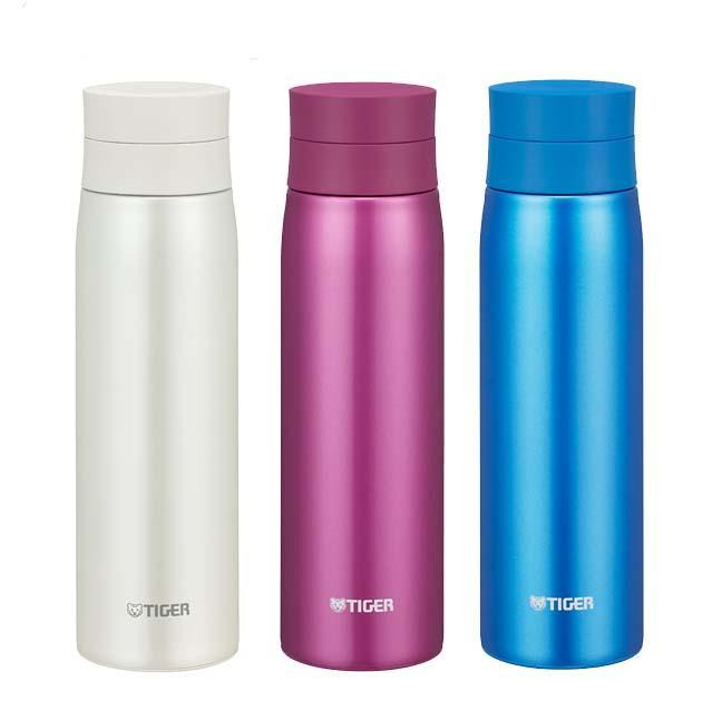 【TIGER 虎牌】夢重力 超輕量 不鏽鋼保溫杯 保溫瓶 保冷瓶 500cc MCY-A050 500ML - 露天拍賣