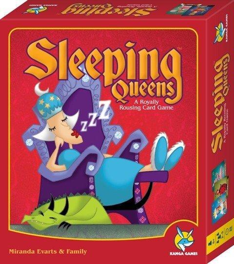 【買齊了嗎 Merrich】贈厚套 沉睡皇后Sleeping Queen 桌上遊戲 家庭 親子 桌遊 - 露天拍賣