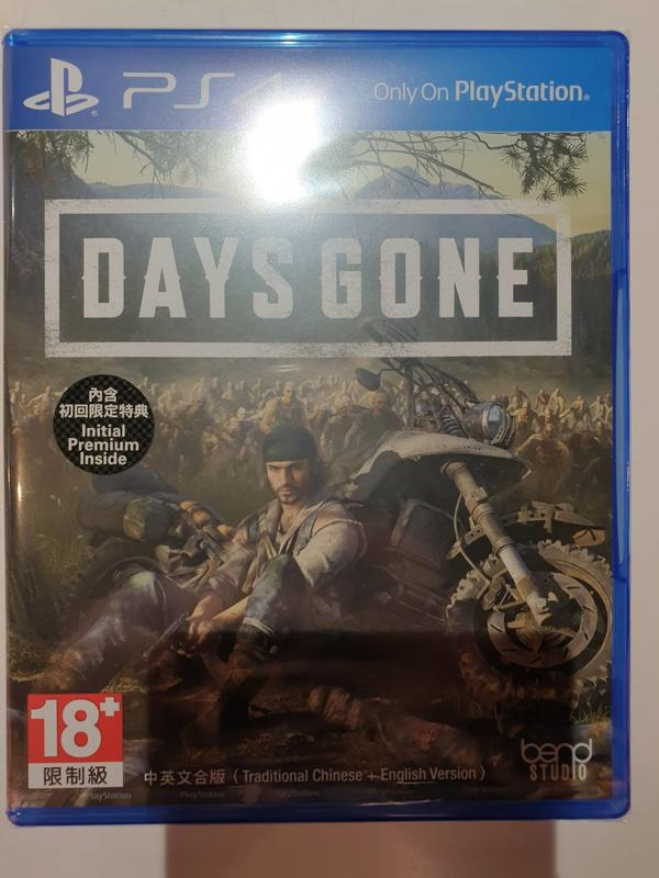 (全新) PS4 往日不再 中文版 Days Gone - 露天拍賣