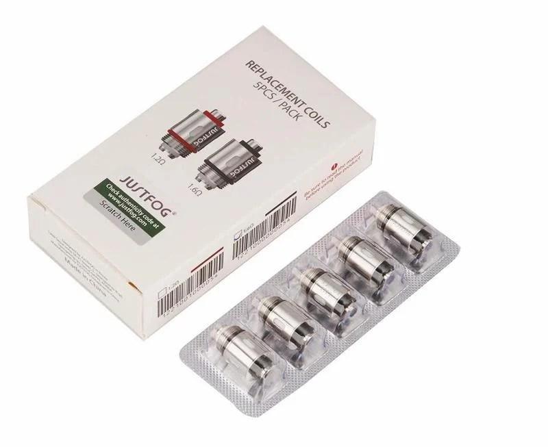 原裝正品 Justfog 霧化芯 通用 C14 Q14 Q14C P16A Q16 Q16C Q16PRO 成品芯 核芯 - 露天拍賣