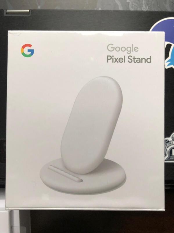 Google pixel stand 全新未拆封 無線 座充 - 露天拍賣
