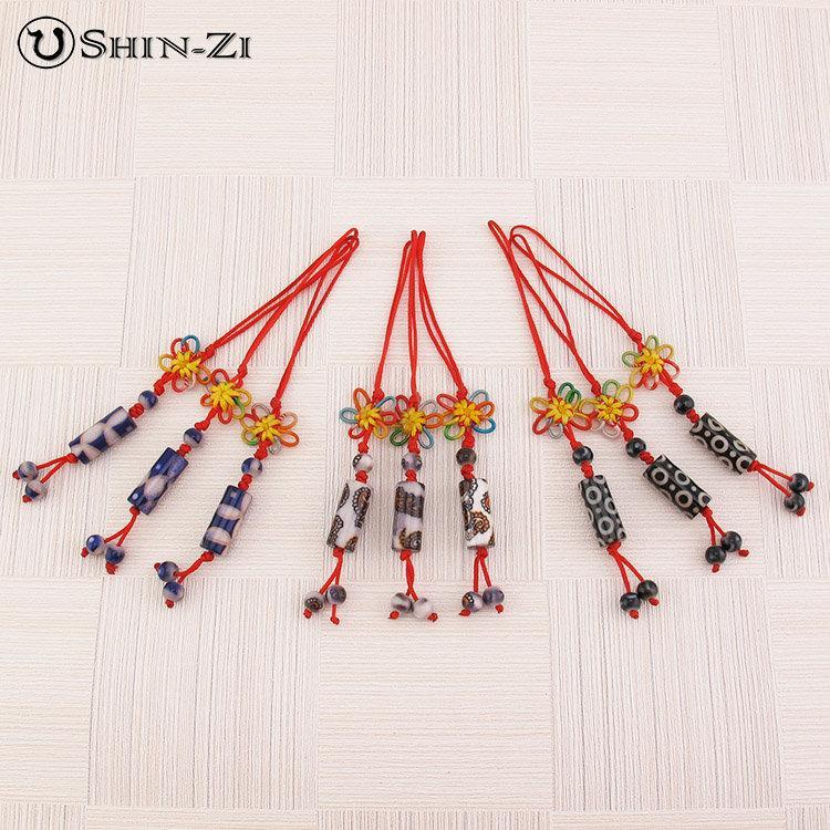 【香芝】好便宜! 天珠吊飾 手機吊飾 造型吊飾 中國結吊飾 網路最低價 帶來吉祥好運 - 露天拍賣