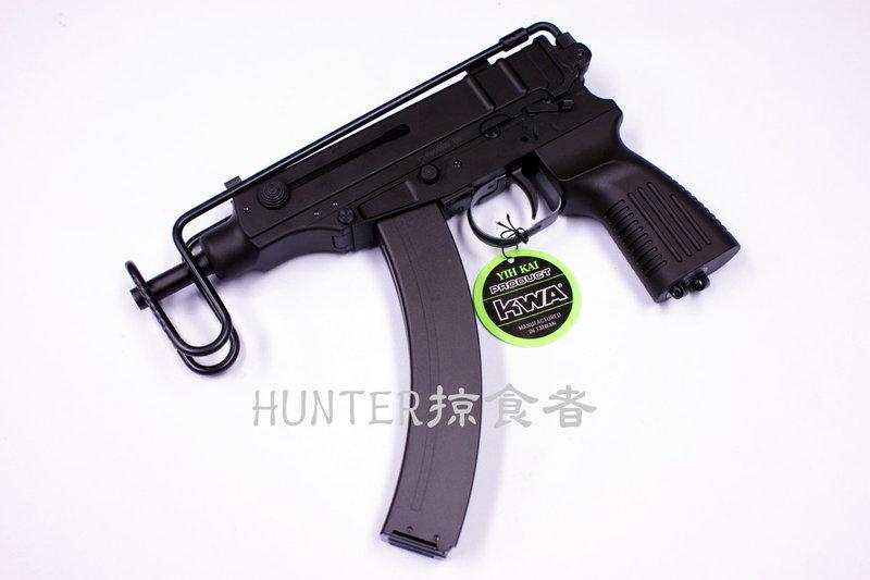 【Hunter】全新KWA(KSC) VZ61 GBB蠍式衝鋒槍專用長彈夾~40發~現貨   露天拍賣