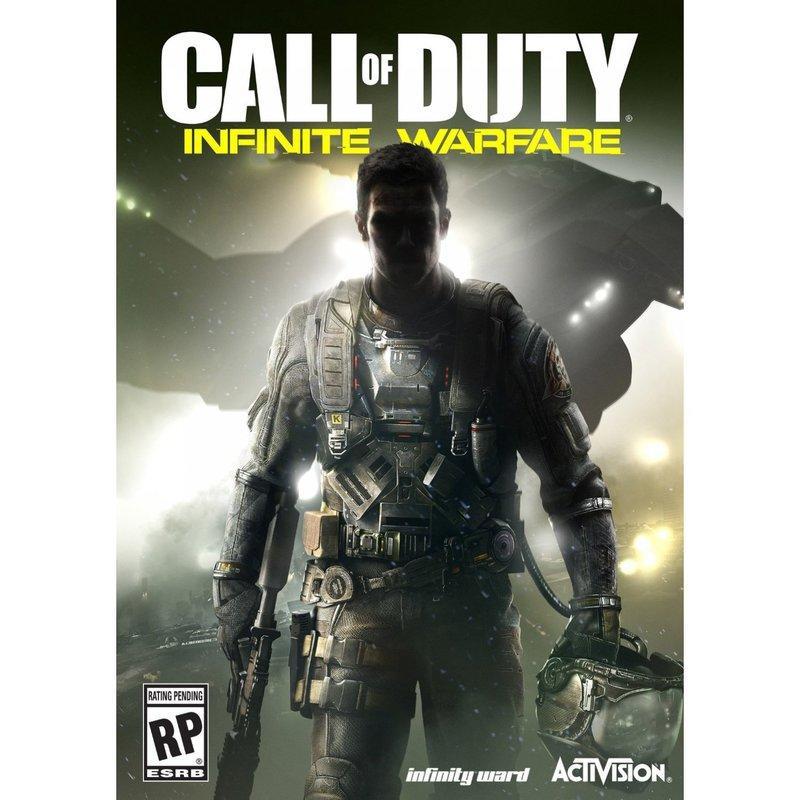 【傳說企業社】PCGAME-Call of Duty:Infinite Warfare 決勝時刻:無盡戰爭(中英文版) - 露天拍賣