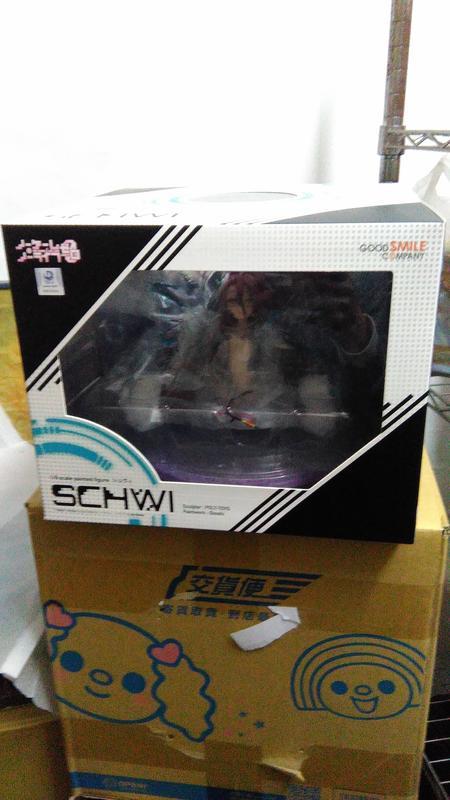 @奇妙模型@ 代理版 GSC 遊戲人生ZERO 機凱種少女 休比 1/8 PVC完成品 ...
