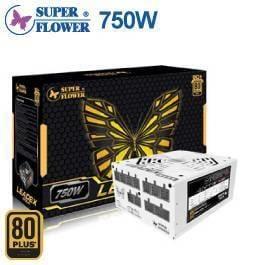 振華 Leadex Gold 750W(750W/80+金牌/單路12V 83A/模組化) - 露天拍賣