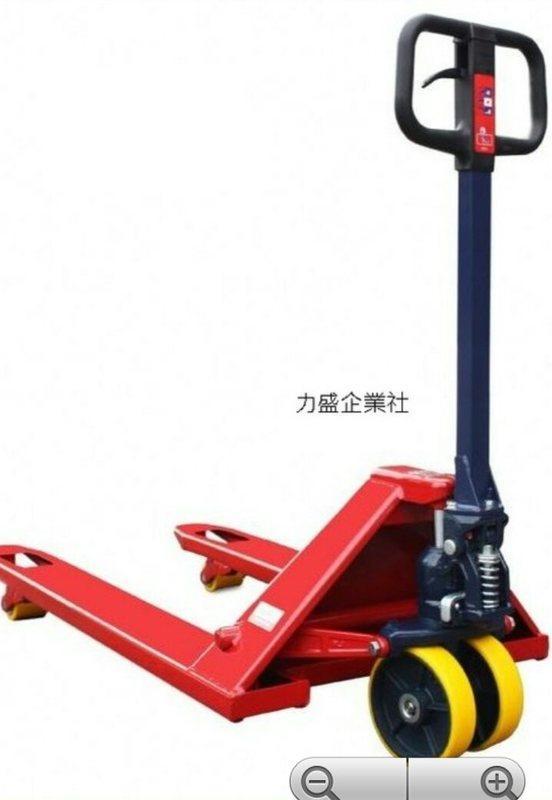 全新臺灣製造2噸油壓拖板車/托板車 - 露天拍賣