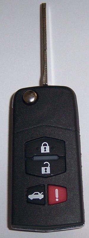 福特ESCAPE休旅車滾碼遙控器 - 露天拍賣