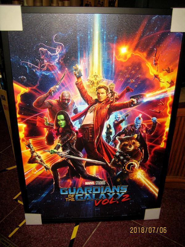 【英國進口電影海報】星際異攻隊2 Guardians Of The Galaxy Vol. 2 #PP34140 - 露天拍賣