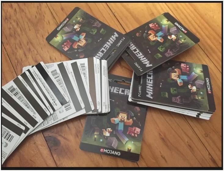 直接下標再用悄悄話跟我拿超商繳費代碼官方授權掃描實體卡 當個創世神 Minecraft 麥塊 MOJANG CivCr - 露天拍賣
