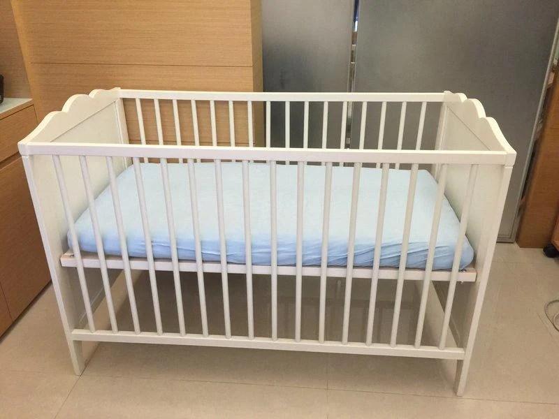 IKEA 嬰兒床組 - 露天拍賣